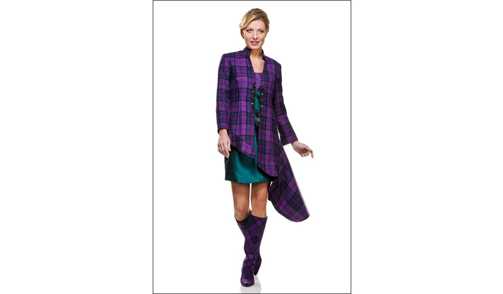 Tartan Spirit Fancy Shirt