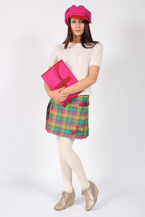 Luxury Tartan Kilt - MacMillian Ancient
